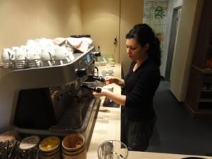 Kaffeerösterei die Kaffee