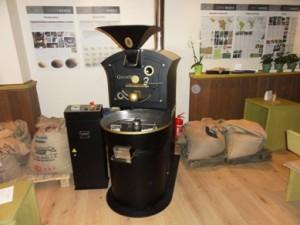 Der Kaffeeröster Giesen W6